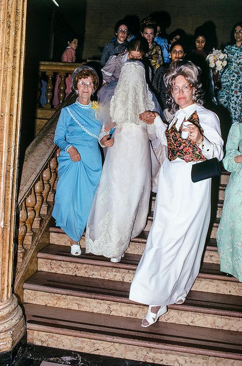 New York, Orthodox wedding  By Jacob Elbaz
