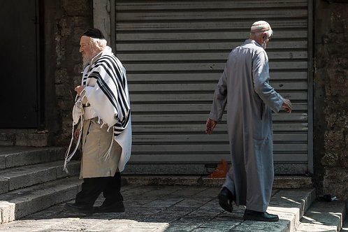 Jerusalem, Everyday life #89  By Jacob Elbaz