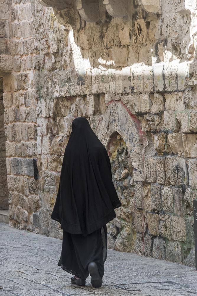 Jerusalem, Characters #22  By Jacob Elbaz