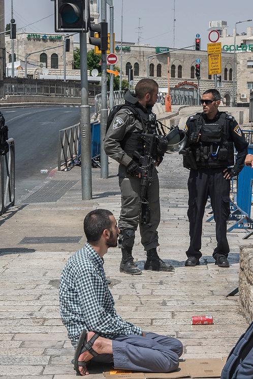 Jerusalem, Everyday life #40  By Jacob Elbaz