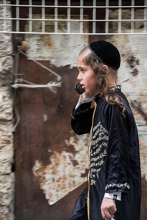 Jerusalem, Characters #58  By Jacob Elbaz