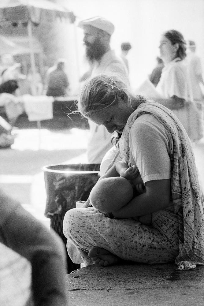 Israel, Breastfeeding  By Jacob Elbaz
