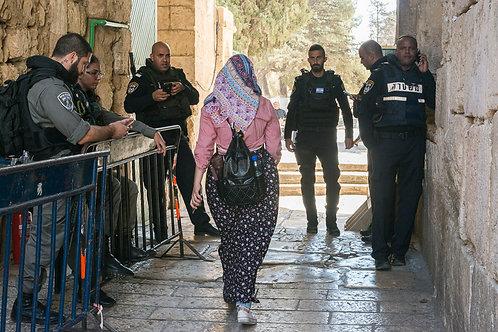 Jerusalem, Everyday life #95  By Jacob Elbaz