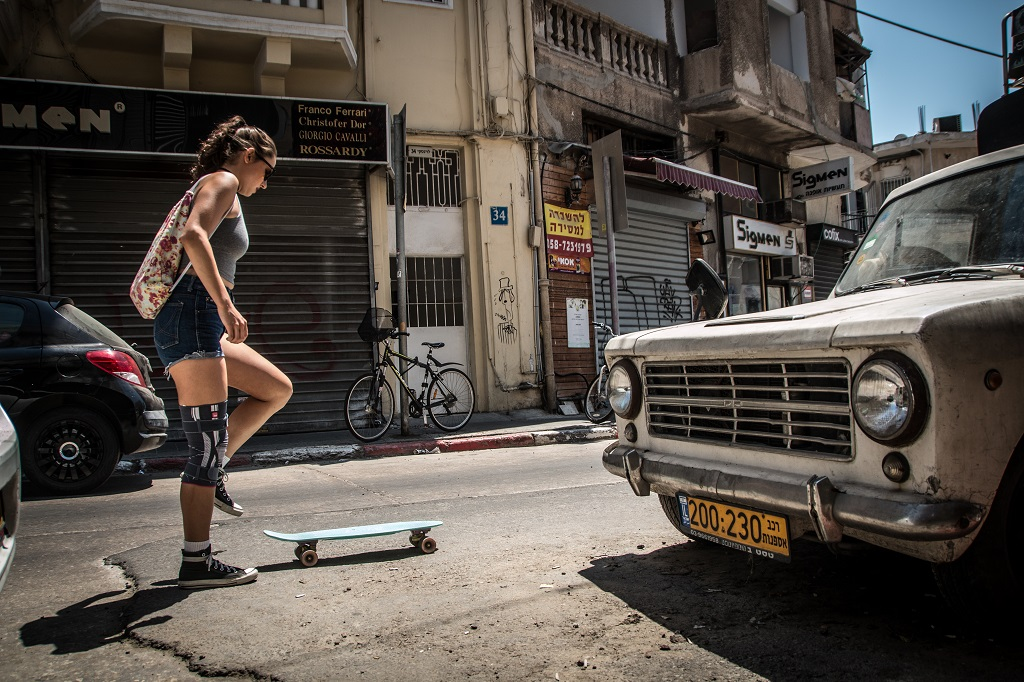 Old & New, Tel Aviv