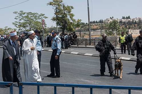 Jerusalem, Everyday life #55  By Jacob Elbaz