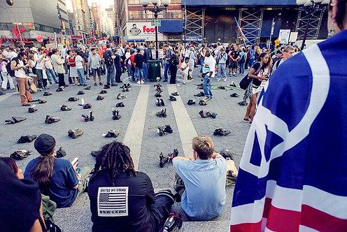 New York, Street View #97  By Jacob Elbaz