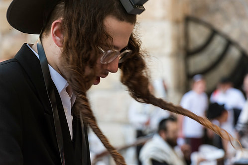 Jerusalem, Wigs  By Jacob Elbaz