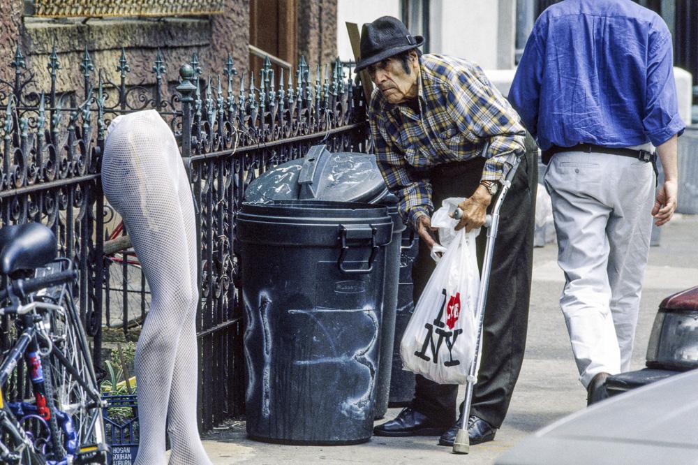 New York, Garbage #5  By Jacob Elbaz