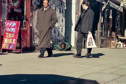 New York, Street View #9  By Jacob Elbaz