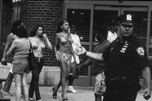New York, Nude #4  By Jacob Elbaz