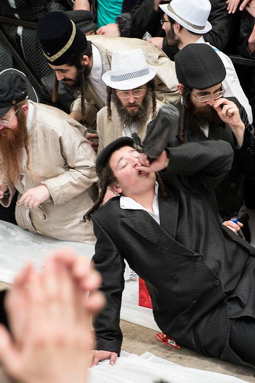 Jerusalem, Orthodox-Jews #7  By Jacob Elbaz