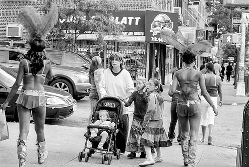 New York, Street View #85  By Jacob Elbaz