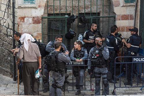 Jerusalem, Everyday life #43  By Jacob Elbaz