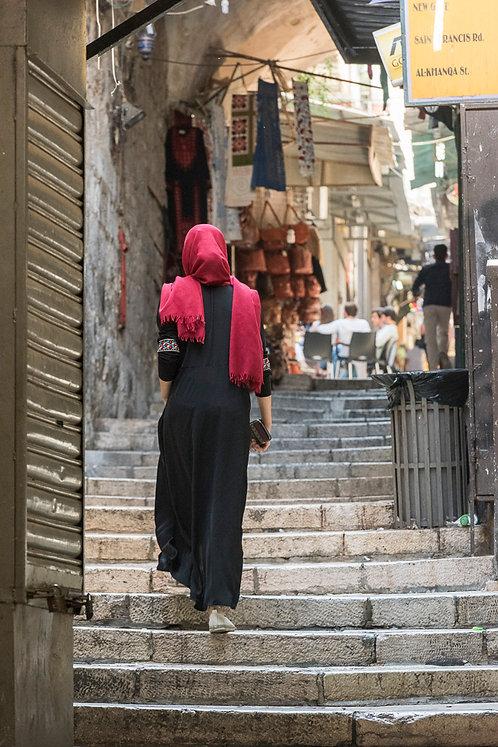 Jerusalem, Characters #15  By Jacob Elbaz