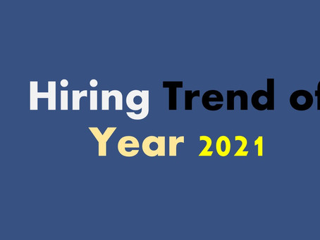 Hiring Trend Of Remote Software Developer In The Year 2021