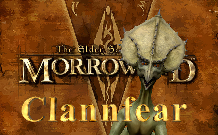 Clannfear YouTube title