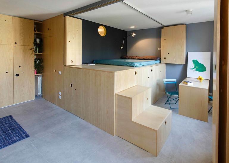 Квартира-трансформер