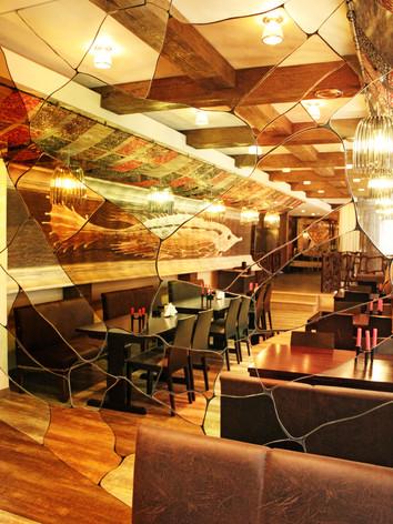 Дизайн ресторана