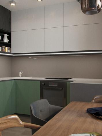 Сучасний дизайн кухні