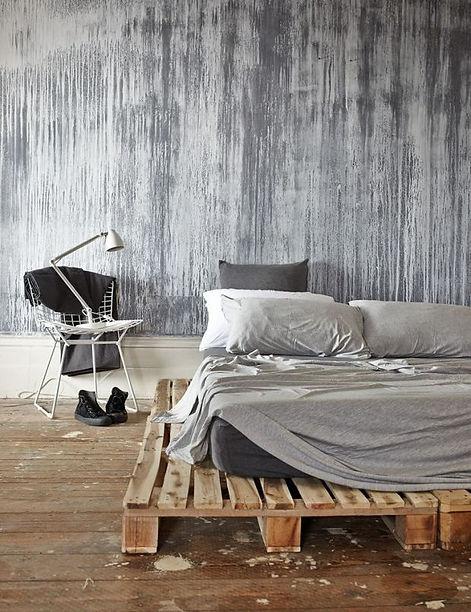 Дизайн интерьера спальни для холостяка