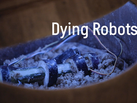 Dying Robotsプロジェクト