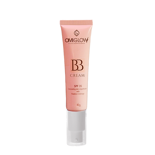 Omiglow BB Cream with SPF-35