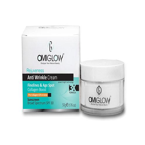Omiglow Rejuveness Anti-Wrinkle Cream