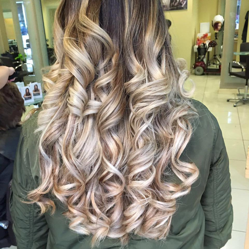 Full Head Color from