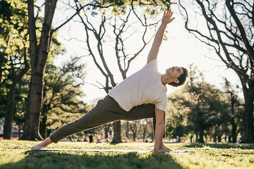 Yoga Online + Presencial