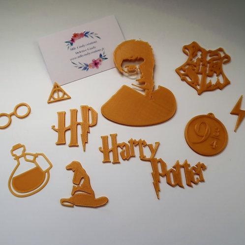 lot embellissements Harry P.#1