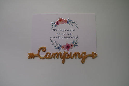 "Mot ""Camping"""