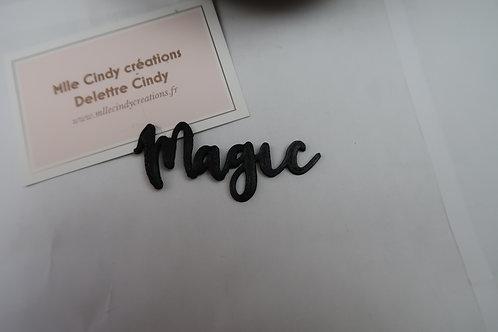"""Mot """"Magic"""""""