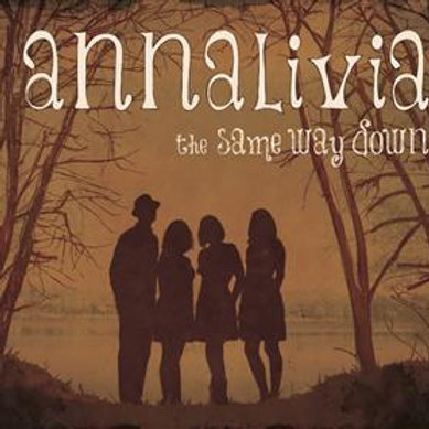 """The Same Way Down"" - Annalivia CD"