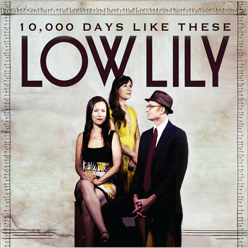 """10,000 Days Like These"" CD"