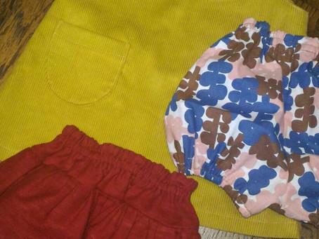 子ども服作りは、楽しい~♪
