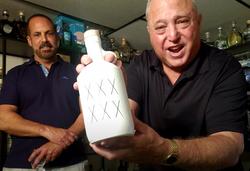 Long Island Lou Tequila & Greg Bartolotta