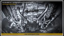 Meisterwerke_964_Exhaust_Leistungsstufe_III_mounted