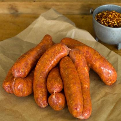 PAT LAFRIEDA, Hot Italian Sausage