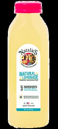 NATALIE'S, Lemonade 16oz