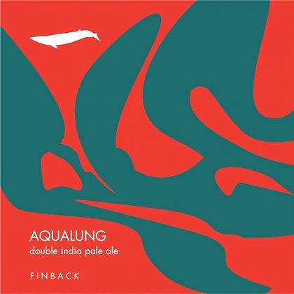 FINBACK - AQUALUNG - SINGLE