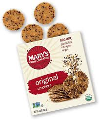 MARY'S GONE CRACKERS, Original