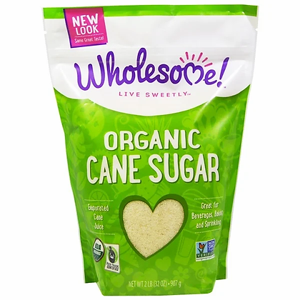 WHOLESOME SWEETNERS, Natural Cane Sugar