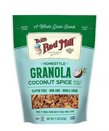 BOB'S RED MILL, Coconut Spice Granola