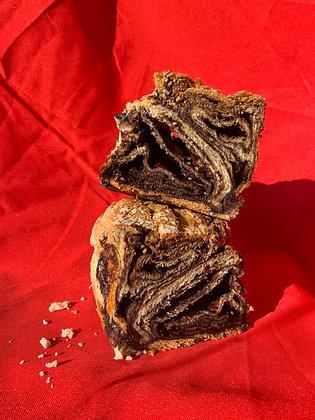 MEKS Chocolate Babka 24oz