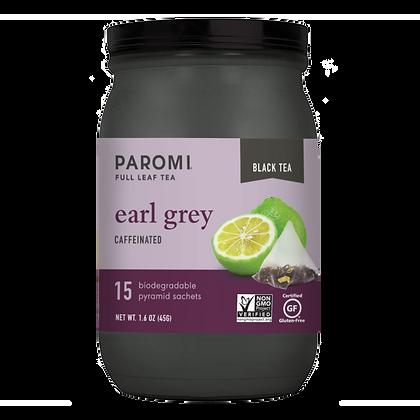 PAROMI, Earl Grey Black Tea