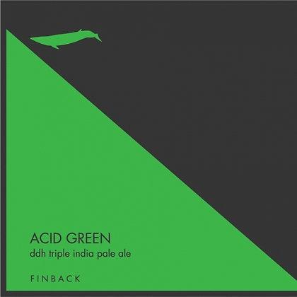 FINBACK - ACID GREEN - SINGLE