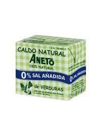 ANETO, Vegetable Broth
