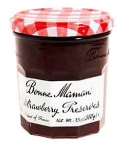 BONNE MAMAN, Strawberry Preserves