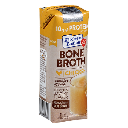 KITCHEN BASICS, Chicken Bone Broth