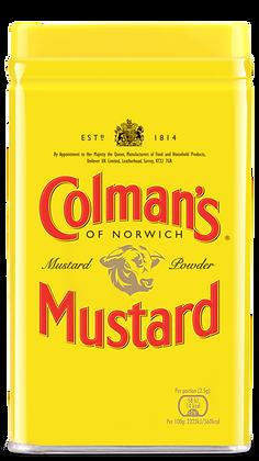 COLMAN'S, Dry Mustard Tin